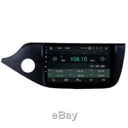 Kia Ceed Android 9.0 Autoradio GPS Navi Écran Tactile Bluetooth USB Wifi SD