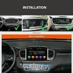 Kia Sorento Android 8.0 Autoradio GPS 3D Navi Tactile Bluetooth USB Wifi SD
