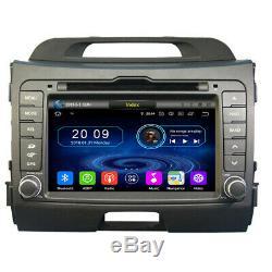 Kia Sportage Android Autoradio GPS 3D Navi Tactile Bluetooth DVD USB Wifi SD
