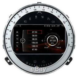 MINI COOPER S One R55 R56 R57 Android 8.1 Écran Tactile Autoradio Navi Bluetooth