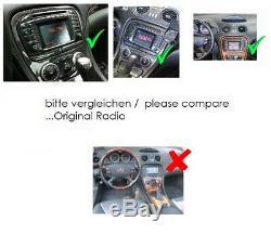 Mercedes Benz Sl 350 500 55 600 R230 7 Écran Tactile Android Autoradio Navi