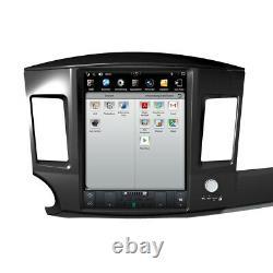 Mitsubishi Lancer 12.1 Écran Tactile Android 9 Autoradio 3D GPS Navi Bluetooth