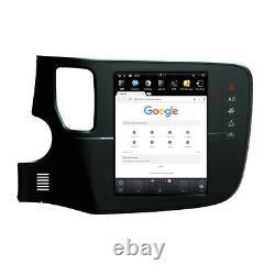 Mitsubishi Outlander 10.4 Tactile Android 9 Autoradio 3D GPS Navi Bluetooth