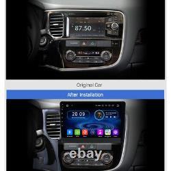 Mitsubishi Outlander Android 10 Autoradio GPS 3D Navi Tactile Bluetooth USB