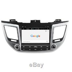 Multimedia Android 9 Écran Tactile GPS Navi DVD USB Wifi Fr. Hyundai iX35 Tucson