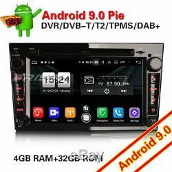 Navi Android 9.0 PX5 Vauxhall Opel Corsa Antara Signum Astra Autoradio DAB+ 7760