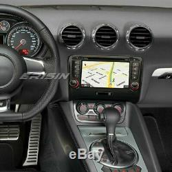 Octa-Core 4GB RAM Android 9.0 Autoradio GPS Navi AUDI TT MK2 DAB+BT WiFi DVR TNT