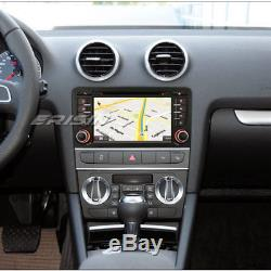 Octa core Android 8.0 Autoradio Navi DAB+GPS 4G TNT for AUDI A3 S3 RS3 RNSE-PU