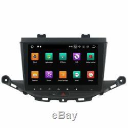 Opel Astra K Android 9.0 Autoradio Tactile 3D GPS Navi Bluetooth Wifi USB SD