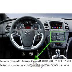 Opel Insignia Autoradio 10 Écran Tactile GPS Navi Android 8 Bluetooth USB Wifi