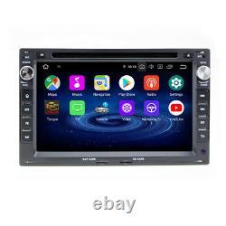 Peugeot 207 307 Écran Tactile Android 9 Autoradio Navi GPS DVD Wifi Bluetooth