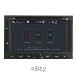 Peugeot 3008 5008 Partner Renault Berlingo Android 9 Autoradio Navi DVD USB Wifi
