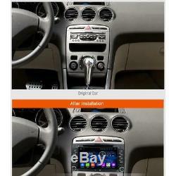 Peugeot 308 308SW 408 RCZ Android 9 Autoradio GPS Navi Écran Tactile DVD Wifi