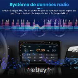 Pour Audi TT MK2 8J 2006-2014 Autoradio 9 Android 10.0 2+32GB SAT Navi WIFI DAB