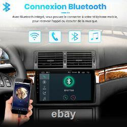 Pour BMW 3ER E46 M3 320 Rover 75 Autoradio DAB+ GPS Android 10.0 Navi DSP WIFI
