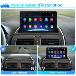 Pour BMW X3 E83 2004-2012 Autoradio Android 10.0 Navi GPS WIFI bluetooth DAB+