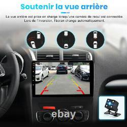 Pour Citroen C4L 2013-2017 Android 2Din 10Autoradio GPS Navi BT WiFi DSP DAB+
