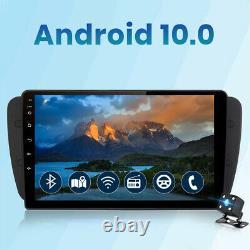 Pour Ibiza 6j 2009-2013 Android10.0 Autoradio 2Din GPS SAT Navi BT DAB+ WiFi