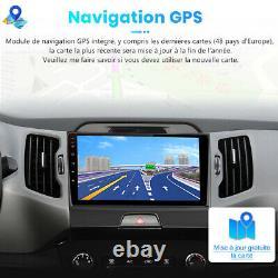 Pour KIA Sportage 3 2010-2016 Autoradio Android10.0 GPS Navi Stereo 2+32GB WIFI