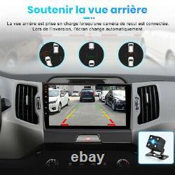Pour Kia Sportage 3 2010-2016 Android 2Din Autoradio GPS Navi Bluetooth WiFi DAB