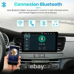 Pour Peugeot 508 2011-2018 Autoradio Android 10.0 GPS NAVI WIFI DAB DSP 2+32GB