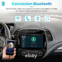 Pour Renault Captur 2 2016-2019 9 Android 10 Autoradio GPS SAT Navi BT DAB+WiFi
