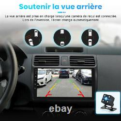 Pour Suzuki Swift 2003-2010 10Android 10.0 Autoradio GPS SAT Navi BT DAB+WiFi