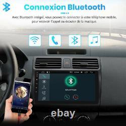 Pour Suzuki Swift 2003-2010 Android 10.0 Autoradio 2Din GPS SAT Navi BT DAB WiFi
