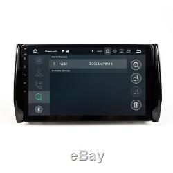Skoda Karoq Kodiaq 8 Tactile Android 9 Autoradio GPS Navi USB SD Bluetooth