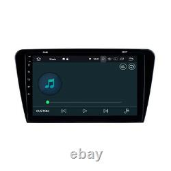 Skoda Octavia 3 Android 9 Autoradio10,1 GPS Navi Tactile Bluetooth USB Wifi