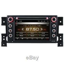Suzuki Grand Vitara Autoradio Android 8 Écran Tactile GPS Navi DVD Bluetooth