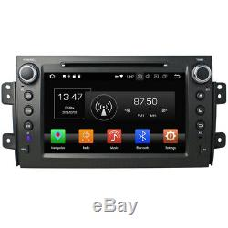 Suzuki SX4 Fiat Sedici Android 8 Autoradio GPS Touch Navi Bluetooth Wifi DVD SD