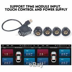 TNT DAB+ 4G Android 8.1 Autoradio AUDI A4 SEAT EXEO S4 RS4 RNS-E B9 B7 Navi DVR