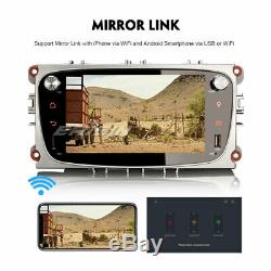 TNT DAB+ Android 8.1 Ford Autoradio Mondeo Focus S/C-Max Galaxy GPS Navi USB OBD