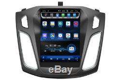 Tesla DVD Gps Navi Bt Android 8.1 Dab+ Wifi Autoradio Ford Focus 2012-17 Tk1458