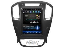 Tesla DVD Gps Navi Bt Android 9.1 Dab+ Autoradio Opel Insignia 2008-13 Tk1977