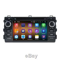 Toyota Auris 2 Android Autoradio Écran Tactile GPS 3D Navi Bluetooth DVD USB