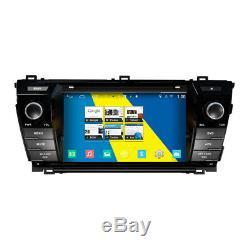 Toyota Corolla 7 Android Autoradio Tactile GPS Navi DVD Wifi Bluetooth USB