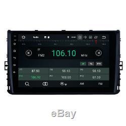 Volkswagen Polo T-Roc Sportsvan Autoradio Android 8 Tactile Navi GPS USB SD
