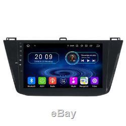 Volkswagen Tiguan Android 9 Autoradio 3D Tactile GPS Navi Bluetooth Wifi USB