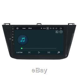 Volkswagen Tiguan Android Autoradio 3D Écran Tactile GPS Navi Bluetooth Wifi USB