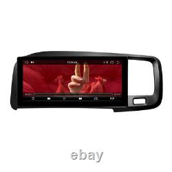 Volvo S60 V60 Android 10 Autoradio Écran Tactile Navi GPS USB Wifi SD Bluetooth